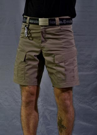 Eclectik / Curt Shorts tundra brown / Sale!