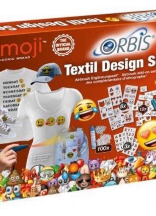 игровой набор «текстильный дизайнер эмоджи»