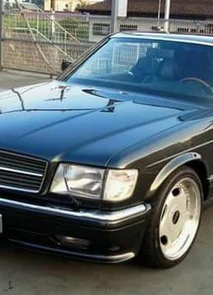 Mercedes benz w126 coupe Мерседес Бенц 126 купе Разборка Запчасти