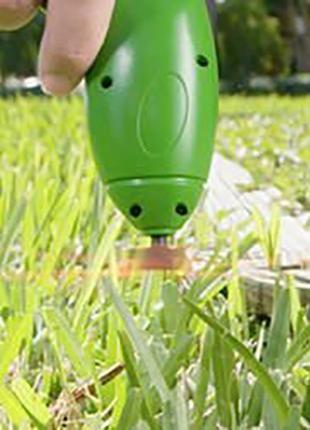 Триммер для травы, ручная беспроводная газонокосилка