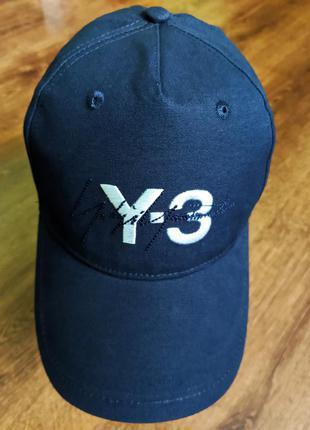 Кепка бейсболка adidas y-3 yohji yamamoto оригинал