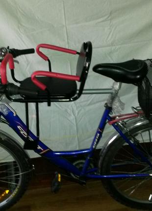 Велокресло набор 2 шт