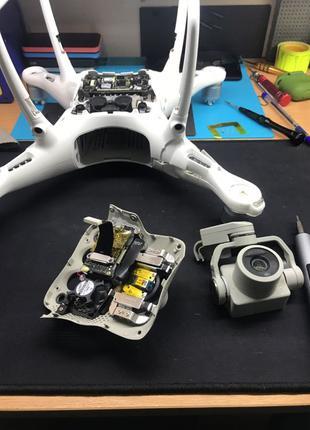 Ремонт квадрокоптеров / дронов DJI ( Phantom 4/4 Pro, Mavic 1/2)