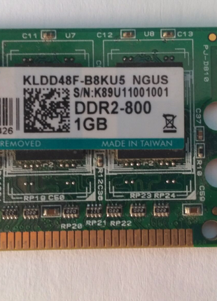 Kingmax DDR2 1Gb, 800MHz