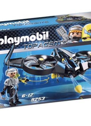 playmobile 9253 мега дрон