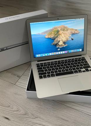 MacBook Air 2017 13.3 A1466 i5 8 gb 256 gb ssd intel hd 6000