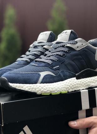 Мужские кроссовки adidas nite jogger адидас 🔥весна осень лето