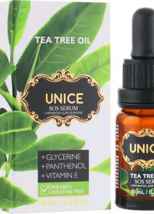 Сыворотка с маслом чайного дерева 10мл