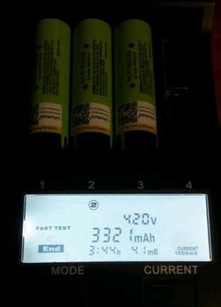 Продам аккумулятор LiitoKala NCR18650B 100%оригинал