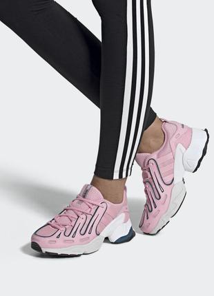 Женские кроссовки adidas eqt gazelle