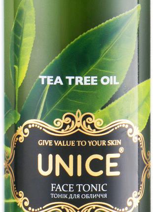 Тоник для лица с маслом чайного дерева 250мл