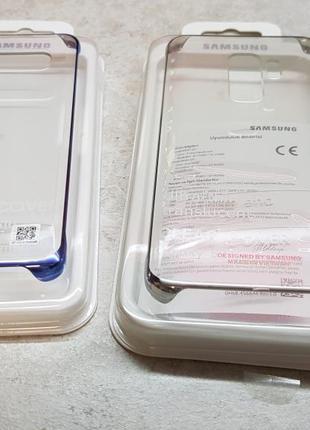 Чехол бампер накладка на Samsung Galaxy S9/ S9+ Plus