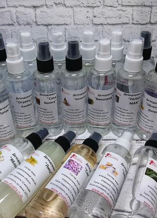 Натуральный дезодорант спрей