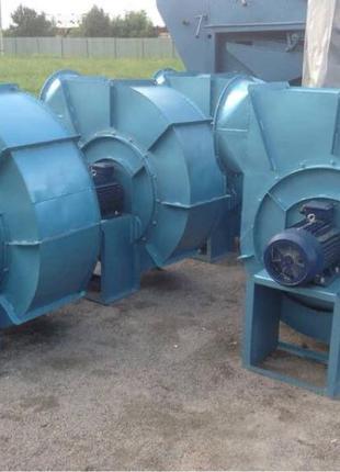 Вентилятор с двигателем 11 кВт Петкус К 527, К 547