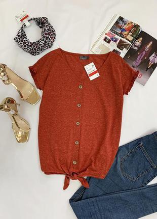 Трикотажная блуза, футболка