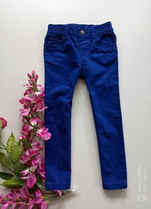 Стильние фирменние штани брюки от немецкого бренда lupilu, 98