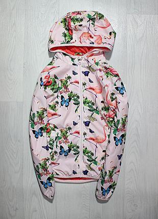 Куртка ветровка 9-10