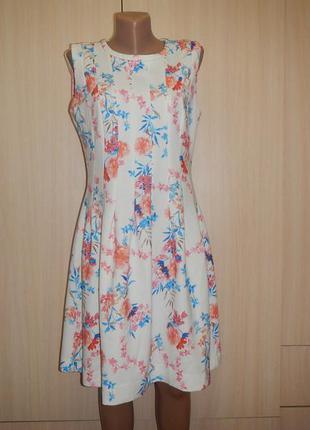 Шикарное платье h&m p.10(40)