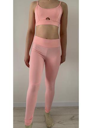 Спортивний костюм, одяг для спорту, для фітнес, йога. мода 202...