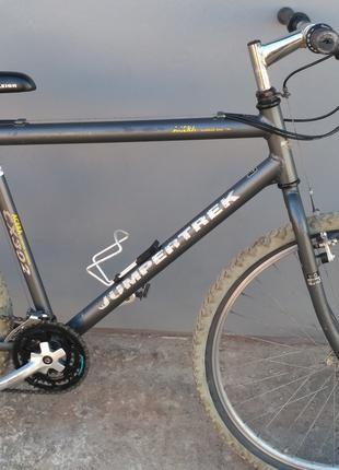 Велосипед из Германии на ровных противоударных 26 колёс