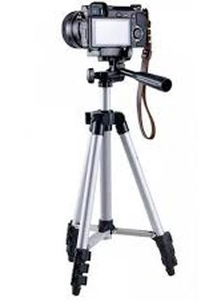 Штатив 3110А тренога для телефонов и камер
