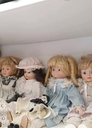 Продам куклы, керамика