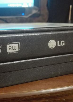 Привод DVD-RW gsa-h62n sata LG