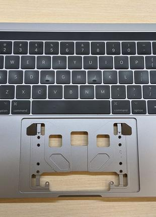 Топкейс оригинал с клавиатурой и touchbar Macbook pro 13 2016 ...