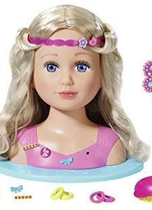 Кукла Манекен Беби Борн Сестричка Styling Head Doll Baby Born ...