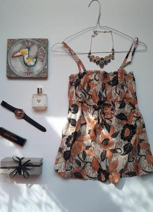 Блузочка літня романтична new look