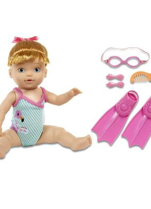 Baby Born интерактивная кукла Учимся плавать MOMMY Look I Can ...