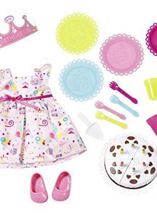 Одежда для куклы Baby Born День рождения Zapf 825242