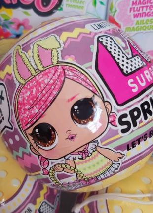 ЛОЛ Пасхальная Куколка Весенний сюрприз L.O.L. Surprise Spring...