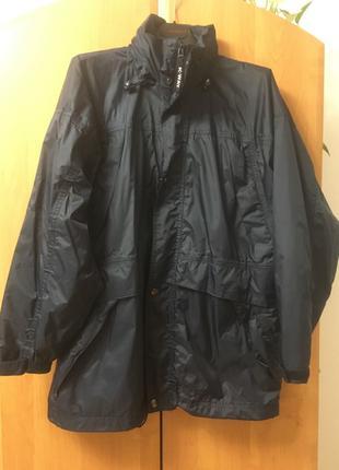 Куртка Ветровка Дождевик французcкого бренда K•WAY 2000 Original