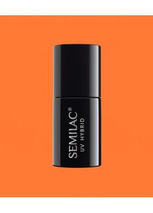Semilac blooming effect 624
