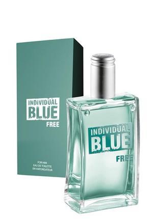 Розпродаж!!! туалетна вода ейвон avon эйвон individual blue fr...