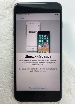 Apple iPhone 6 Plus Gray iCloud Lock донор на запчастини ідеал