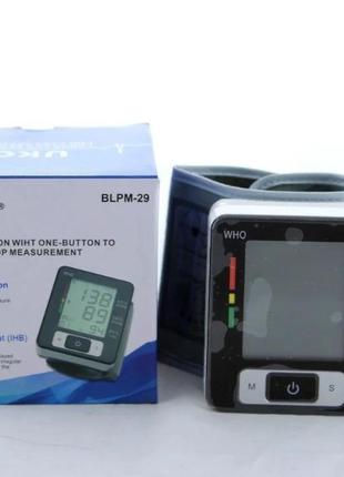 Тонометр автоматический BLPM-29, для измерения давления и пуль...