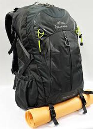трекинговый рюкзак Leadhake Adventure 50 L каркасный с дождевиком