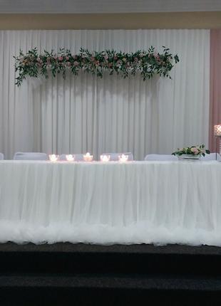Оформлення весільних залів