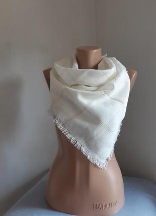Тёплый платок