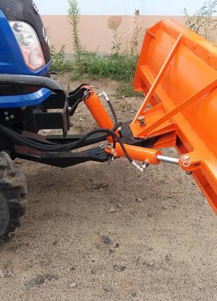 ОТВАЛ (відвал) для уборки снега на трактор DF-244