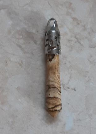 Кулон подвеска из натурального камня