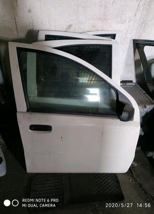 Дверкі Fiat Panda