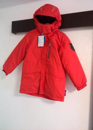 Куртка зимняя-парка lassie by reima 122 см (для 7-8 лет,)новая.