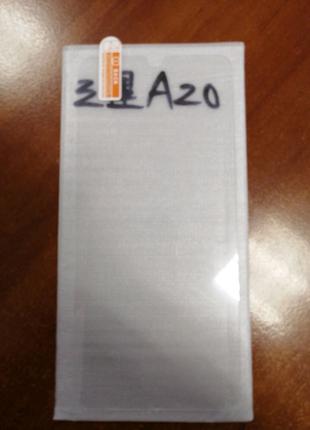Стекло защитное samsung A20