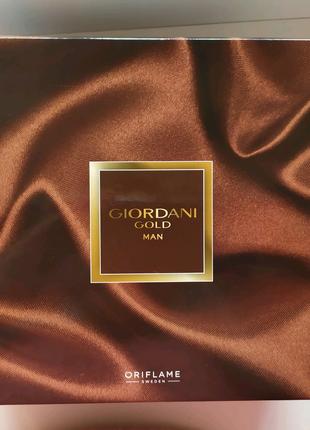 Подарунковий набір Giordani Gold Man