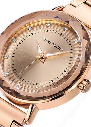 Оригинальные женские наручные часы Mini Focus MF0040L.03 All Cupr