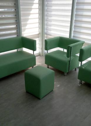 Комплект мебели в зал ожидания