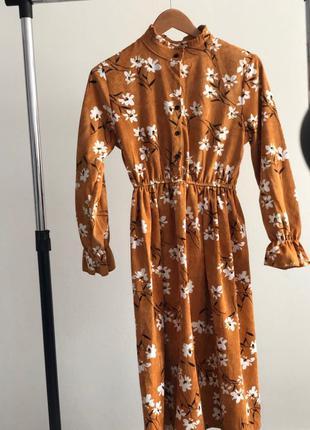 Нова сукня з квітковим принтом